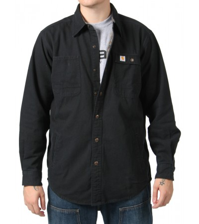 ES168 Lightweight Shirt Jacket