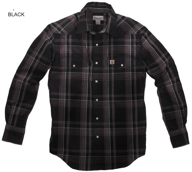 Long sleeve shirt Carhartt ES003