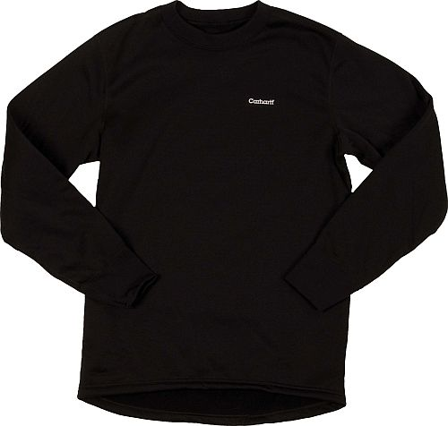 Carhartt K222 Men�s Work-Dry� Heavyweight Thermal Crew Neck